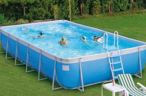 Как правильно выбрать бассейн для дома